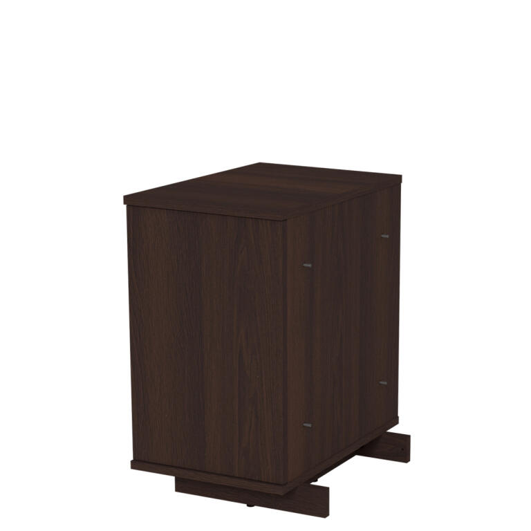 armoire noyer pour niche fido studio 24 accessoires pour. Black Bedroom Furniture Sets. Home Design Ideas